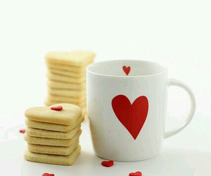 Cookies, biscuits, and heart image