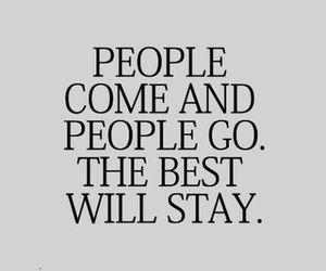 quotes, people, and stay image