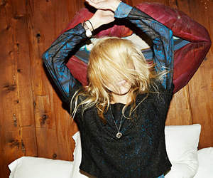asos, Isabel Lucas, and blond image