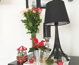 decor, girly, and paris image