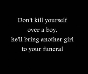 boy, quotes, and funeral image