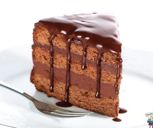 chocolate and cake image