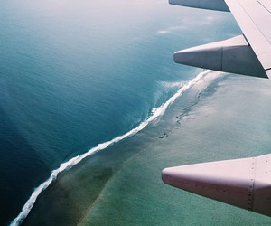 sea, summer, and travel image