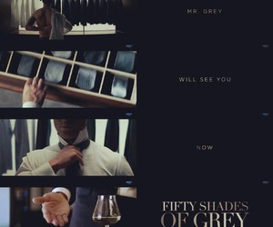 mr grey, christian grey, and fifty shades of grey image