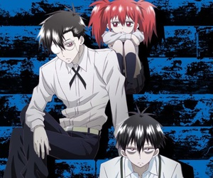 anime, blood lad, and staz charlie blood image