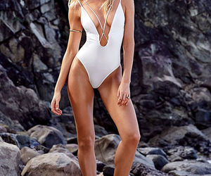 candice swanepoel, model, and body image