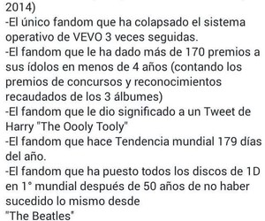 directioner forever, one direction, and orgullo directioner image