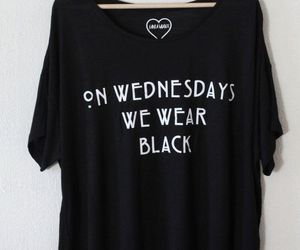 black, ahs, and clothes image