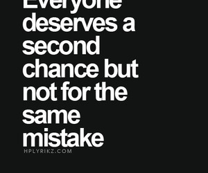chance and mistakes image