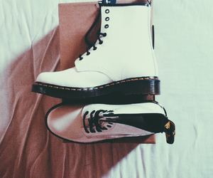 dr martens, shoes, and vscocam image
