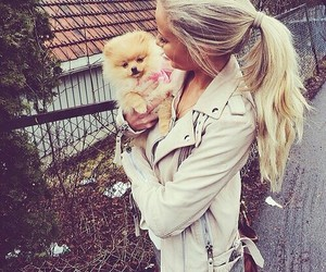 blonde, fashion, and cute image