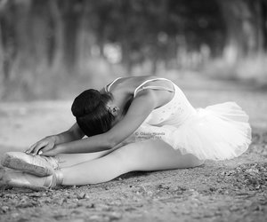 ballet, beauty, and white image