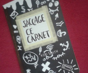 draw and saccage ce carnet image