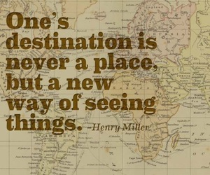 quote, travel, and destination image
