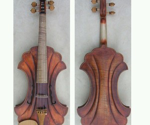instrument, music, and violinist image