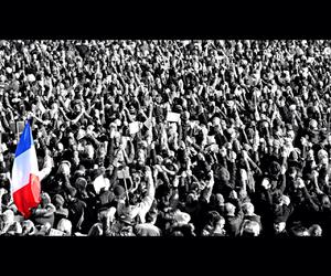 france, manifestation, and union image