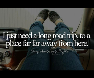 far away, place, and trip image