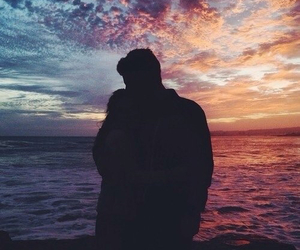 colorful, sky, and love image