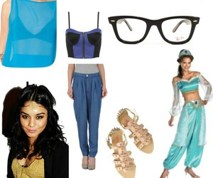 disney, hipster, and jasmine image