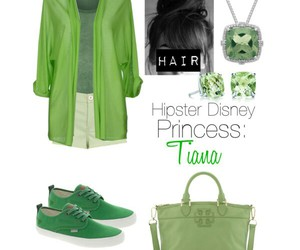 disney, hipster, and tiana image