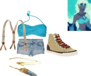 atlantis, disney, and hipster image