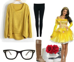 bella, disney, and hipster image
