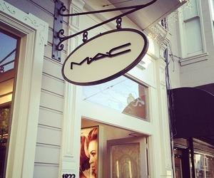 mac, shop, and makeup image