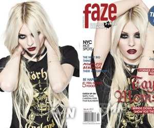 faze, diva, and magazine image