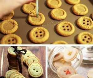 buttons, Cookies, and diy image