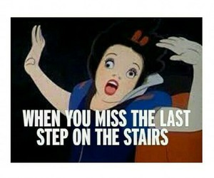 funny, step, and disney image