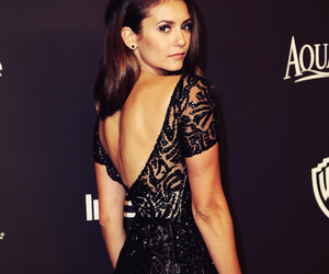 golden globes, Nina Dobrev, and tvd image