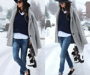 casual, outfit, and street image