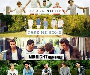 one direction, 1d, and album image