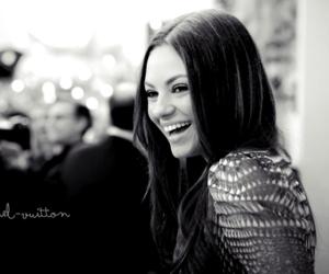 Mila Kunis, brunette, and hair image