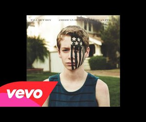fall out boy, music, and youtube image