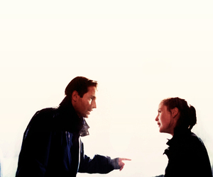 mulder, scully, and young image
