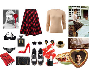 Audrey Horne and Twin Peaks image