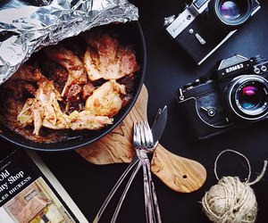 eat, food, and luxury image