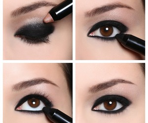 eye and make-up image