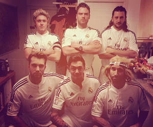 one direction, niall horan, and Halloween image