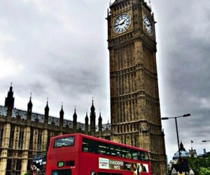Big Ben, travel, and london image