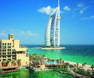 Dubai and travel image