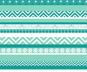 wallpaper, aztec, and green image