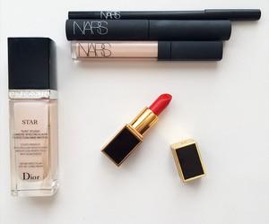 makeup, girls, and nars image
