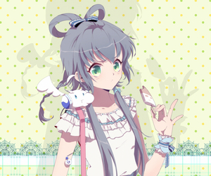 luo tianyi and vocaloid image