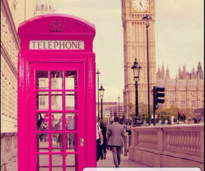 days, london, and pink image