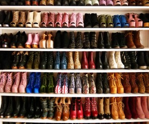 shoes, paradise, and heels image
