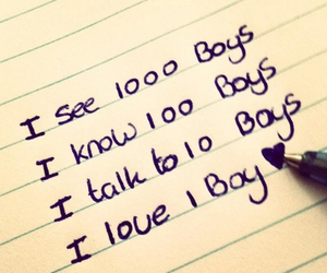 boy, true, and love image