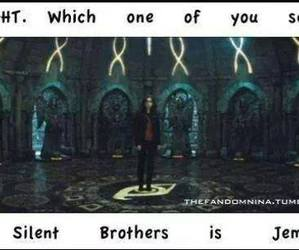 funny, jem, and city of bones image