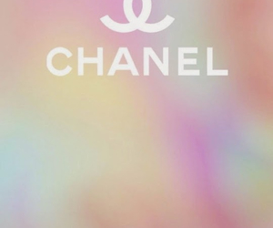 chanel, colors, and love image